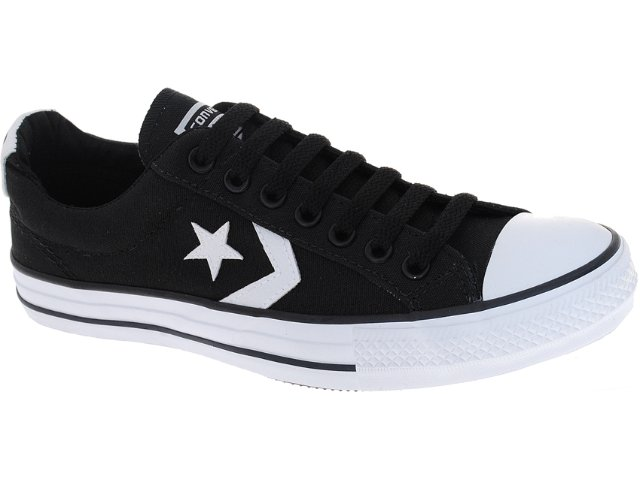 Tênis Masculino All Star Player 055001  Preto
