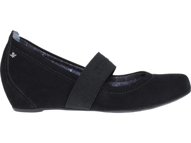 Sapato Feminino Cravo e Canela 86403/0001 Preto