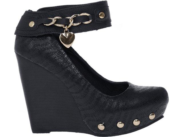 Sapato Feminino Tanara 3161 Preto