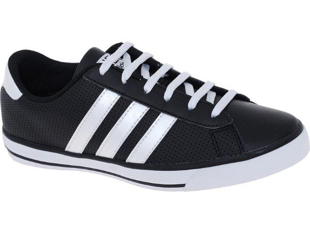 Tênis Feminino Adidas G52737 se Daily Preto/branco