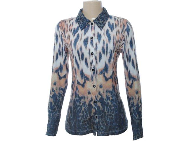 Camisa Feminina Intuição 121414 Tigresa