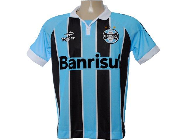 Camisa Masculina Grêmio C1000m Tricolor