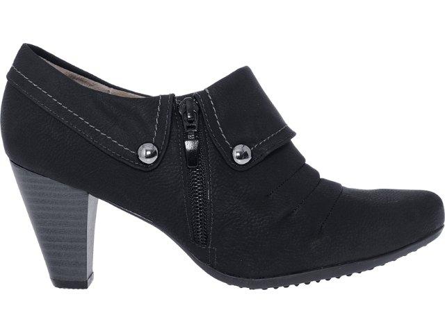 Sapato Feminino Piccadilly 640.040 Preto