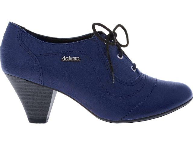 Sapato Feminino Dakota 3744 Marinho