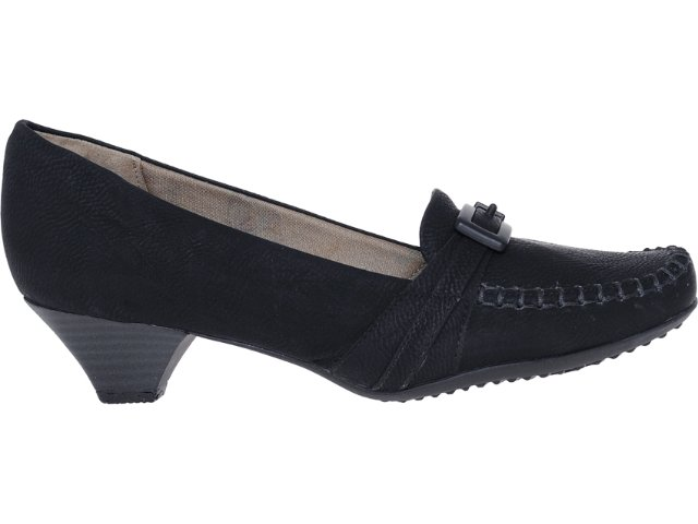 Sapato Feminino Piccadilly 320.076 Preto