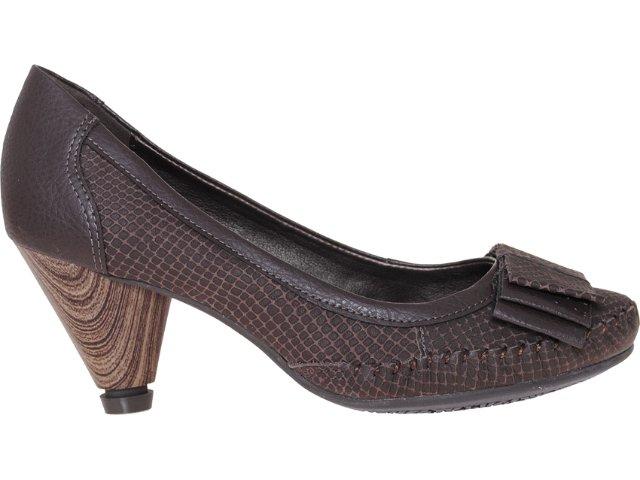 Sapato Feminino Dakota 4271 Café
