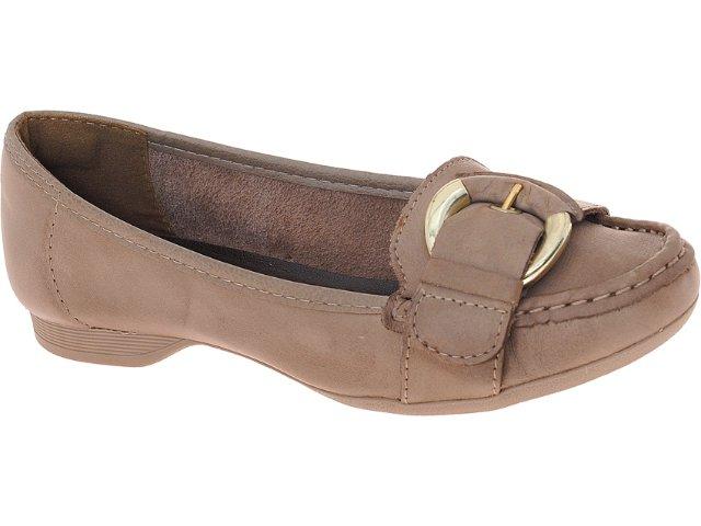 Sapato Feminino Dakota 3654 Trigo