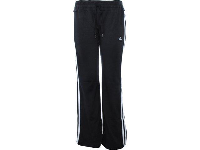 Calça Feminina Adidas X37798 Preto/branco