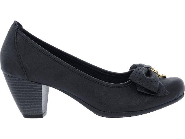 Sapato Feminino Brenners 20411 Preto