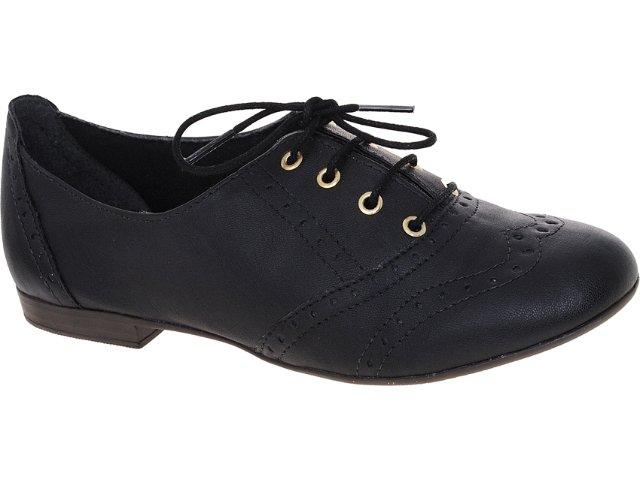 Sapato Feminino Brenners 3002 Preto