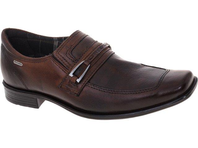 Sapato Masculino Pegada 21105-2 Tabaco
