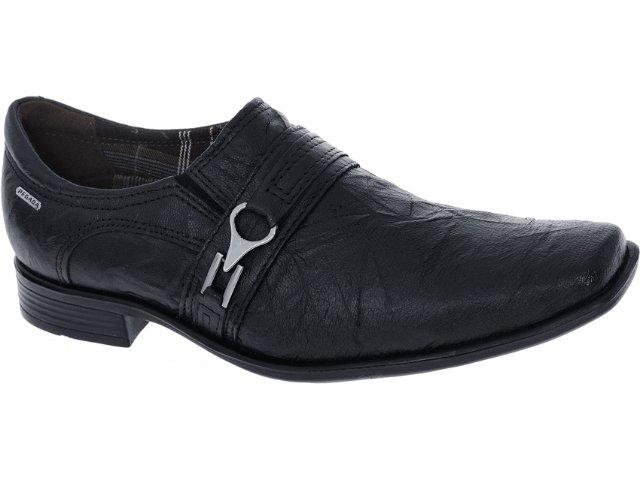Sapato Masculino Pegada 21103-9 Preto