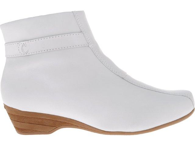 Bota Feminina Campesi 2095 Branco