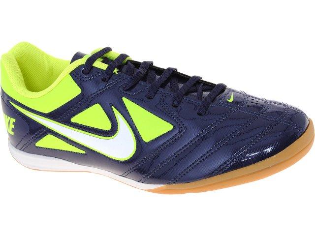 Tênis Masculino Nike 512873-500 Gato Marinho/limão