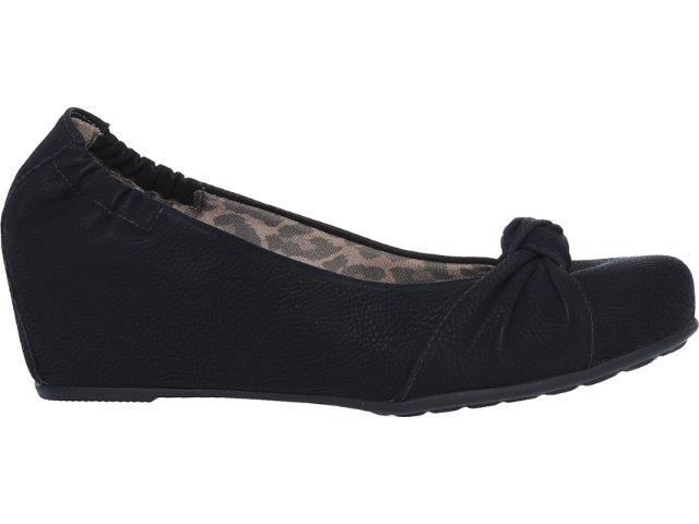 Sapato Feminino Piccadilly 230.040 Preto