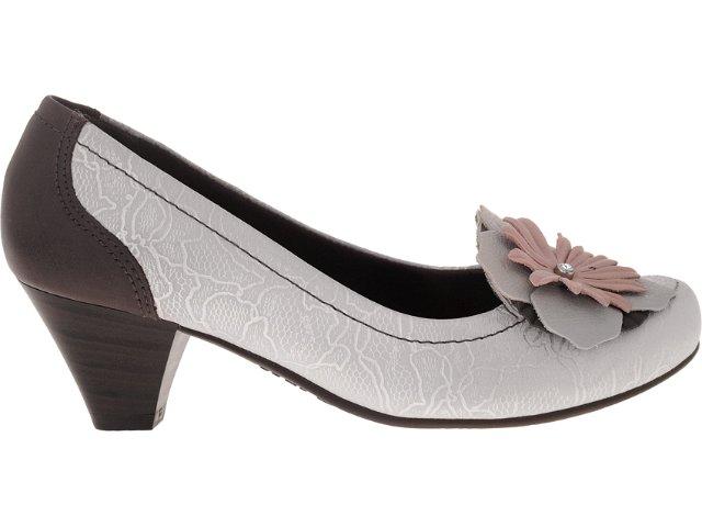 Sapato Feminino Campesi 2086 Perola