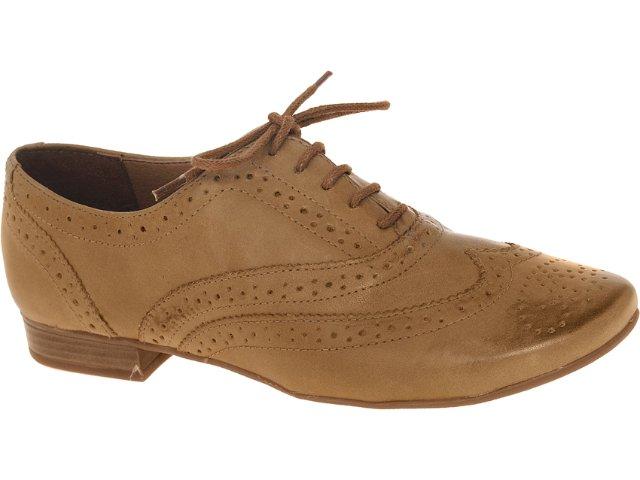 Sapato Feminino Bottero 163001 Caramelo