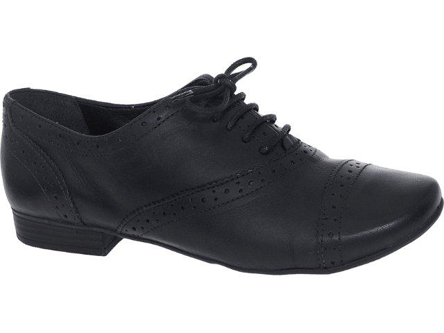 Sapato Feminino Bottero 163002 Preto