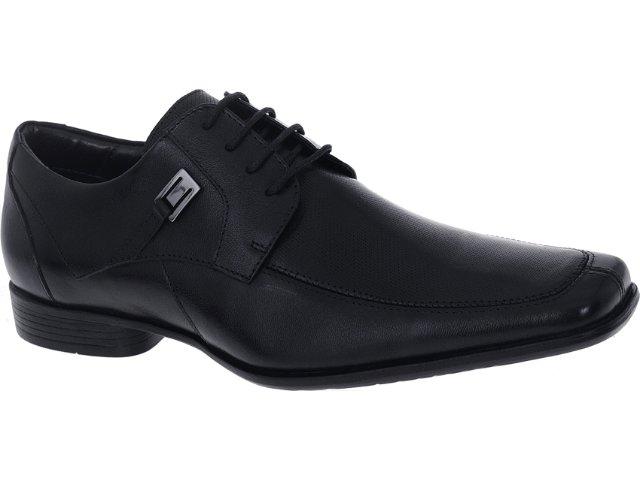 Sapato Masculino New Confort 12581 Preto