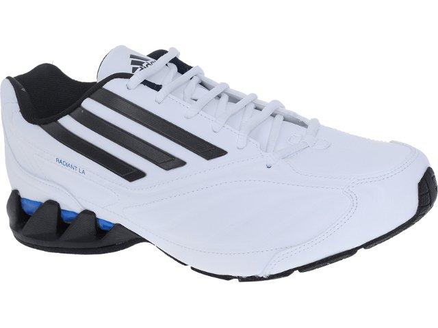 Tênis Masculino Adidas G29431 Radiant la Branco/preto