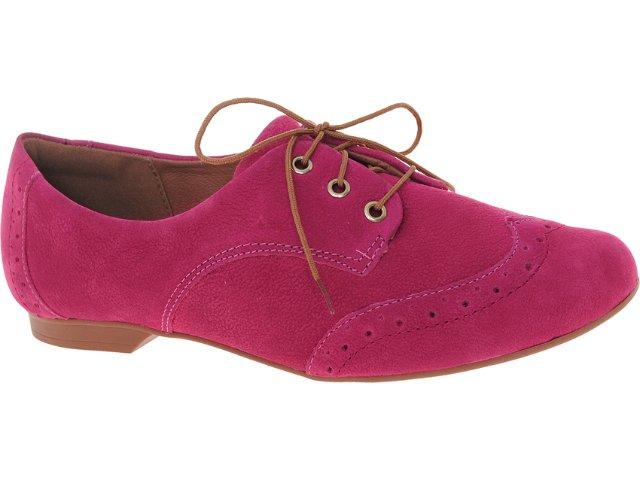 Sapato Feminino Dakota 3866 Cereja