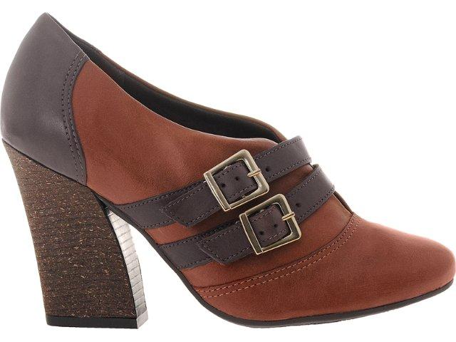 Sapato Feminino Dakota 4364 Marrom