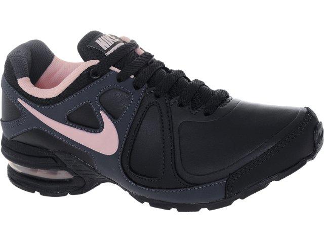 Tênis Feminino Nike 512594-002 Air Max Preto/rosa