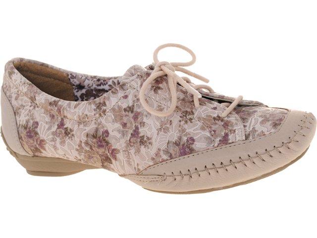 Sapato Feminino d Moon 10634 Lotus