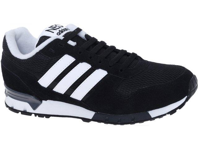 Tênis Masculino Adidas G52567 8k Runner Preto/branco