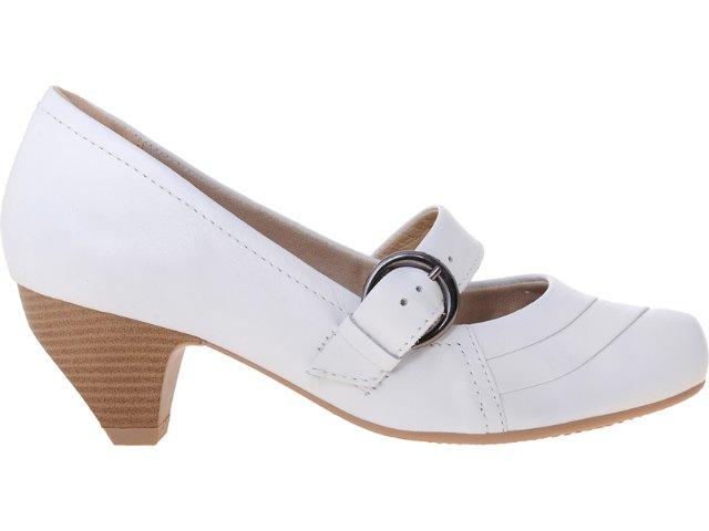 Sapato Feminino Campesi 2014 Branco