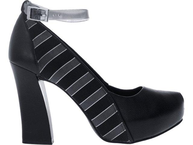 Sapato Feminino Dakota 4304 Preto