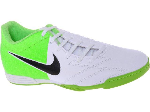 Tênis Masculino Nike T90 Exacto 474136-103 Branco/limão