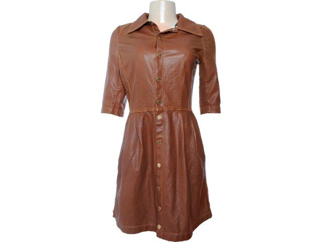 Vestido Feminino Moikana 6051 Caramelo