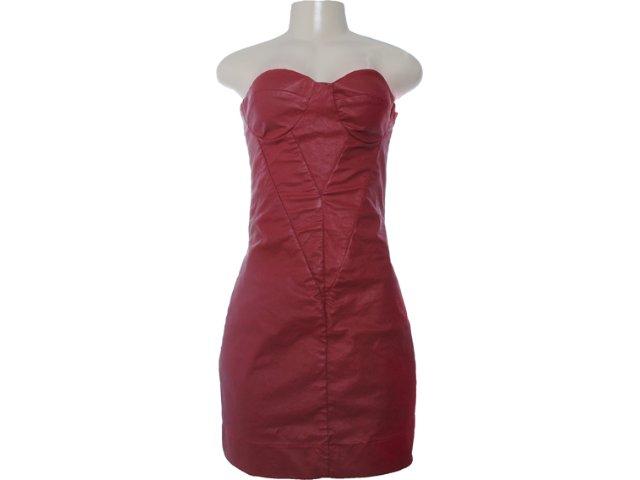Vestido Feminino Dopping 018012009 Vermelho