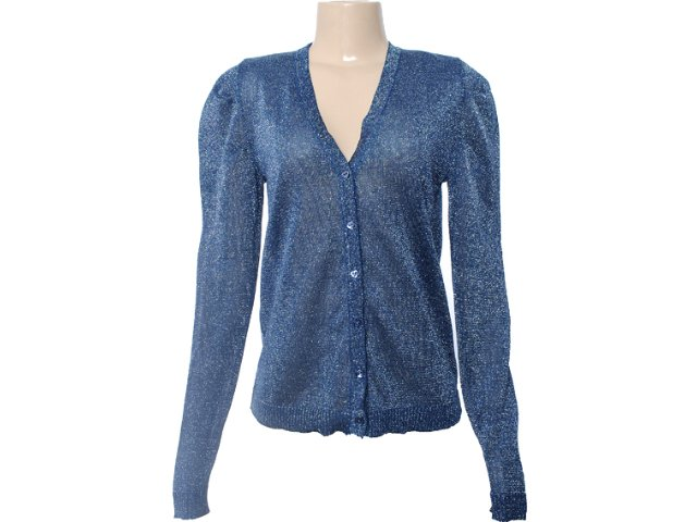 Cardigan Feminino Checklist 76.02.0004 Royal