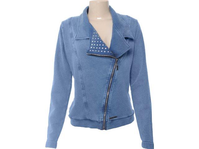 Jaqueta Feminina Coca-cola Clothing 323200193 Azul
