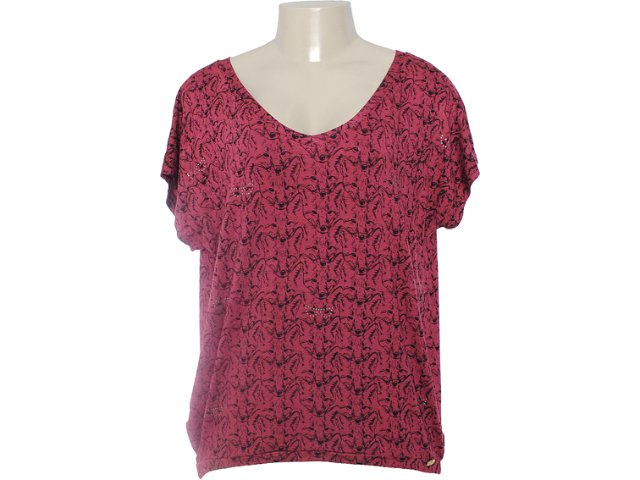 Blusa Feminina Index 05.06.0940 Bordo
