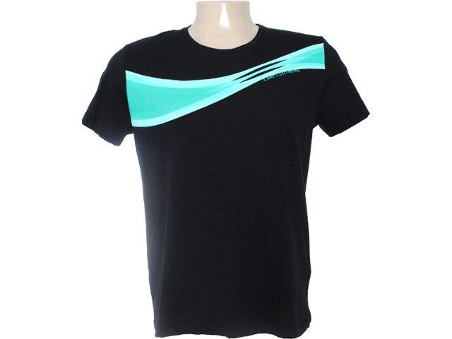 Camiseta Masculina Coca-cola Clothing 353202917 Preto
