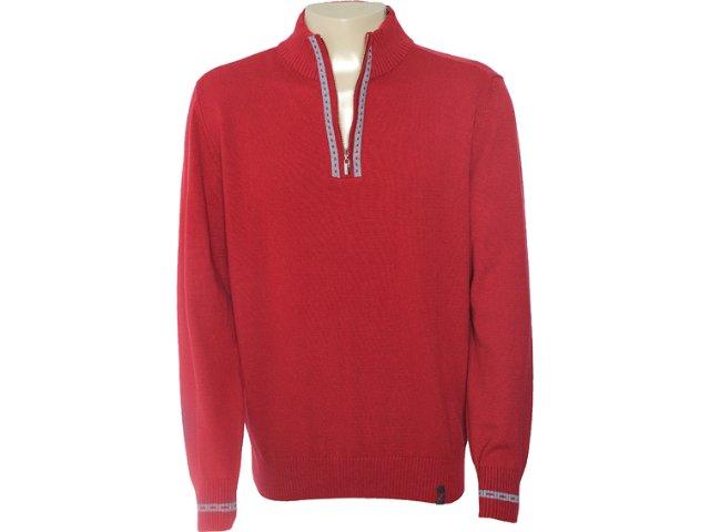 Blusão Masculino Zanatta 5139 Vermelho