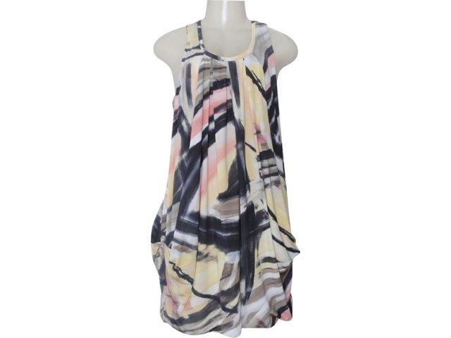 Vestido Feminino Lafort E11v718 Estampada