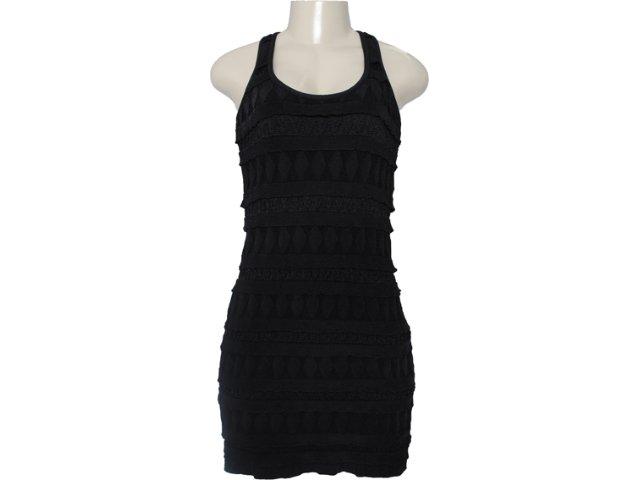 Vestido Feminino Lafort Ry650 Preto