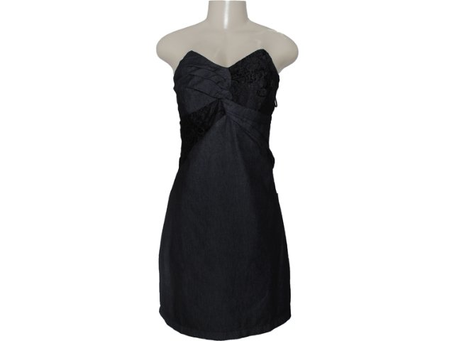 Vestido Feminino Dopping 018012011 Preto