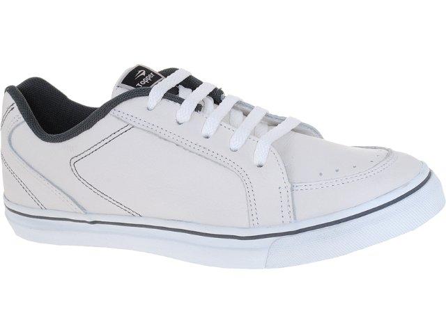 Tênis Masculino Topper Classic 4125658 Branco