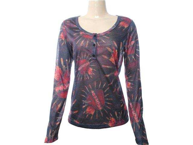 Blusa Feminina Cavalera Clothing 09.01.2597 Estampada
