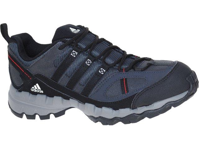Tênis Masculino Adidas V22448 Ax1 Preto/cinza