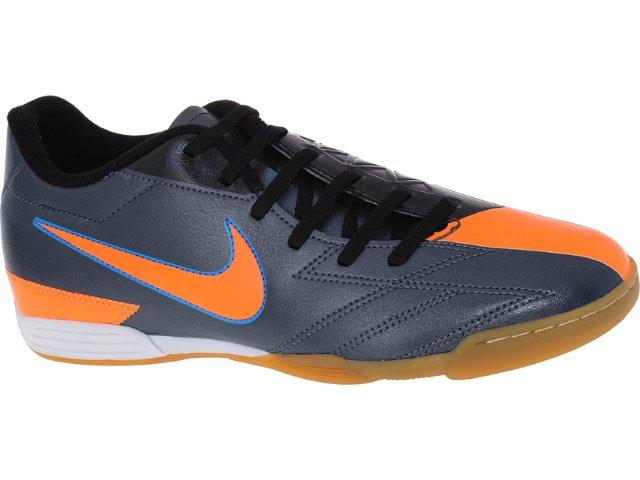 Tênis Masculino Nike 474136-003 Total 90 Exacto Chumbo/laranja