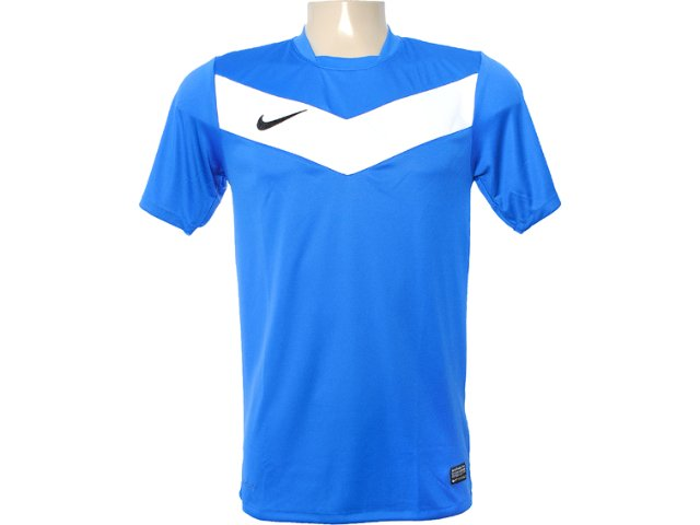 Camiseta Masculina Nike 413146-461 Victory Azul/branco