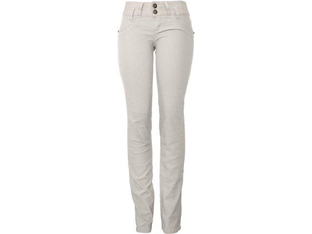 Calça Feminina Kacolako 02823 Jeans