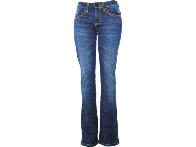 Calça Feminina Cavalera Clothing 07.02.3849 Jeans