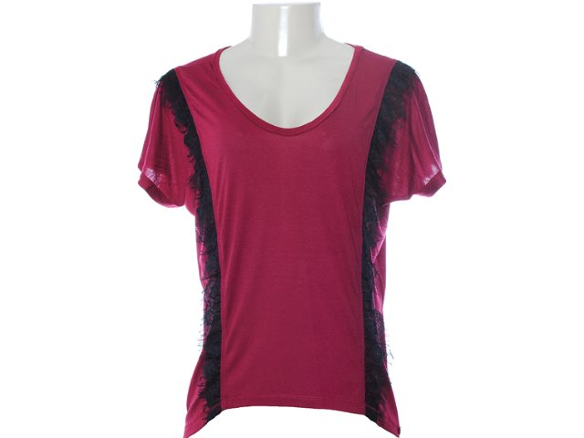 Blusa Feminina Index 05.06.0882 Bordo